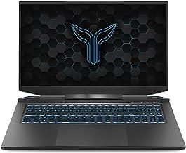 "Prometheus XVII Covert Gamer QHD 165Hz Gaming Laptop PC: Intel i7-10875H 8-Core NVIDIA GeForce RTX 3070 17.3"" Calibrated D..."