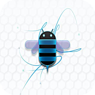 Android Honey Bees Live HD Wallpaper