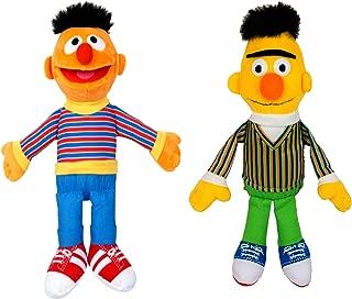 Sesame. Street Plush Toys : Ernie-Bert- ,Official Licensed,(40cm/15.7
