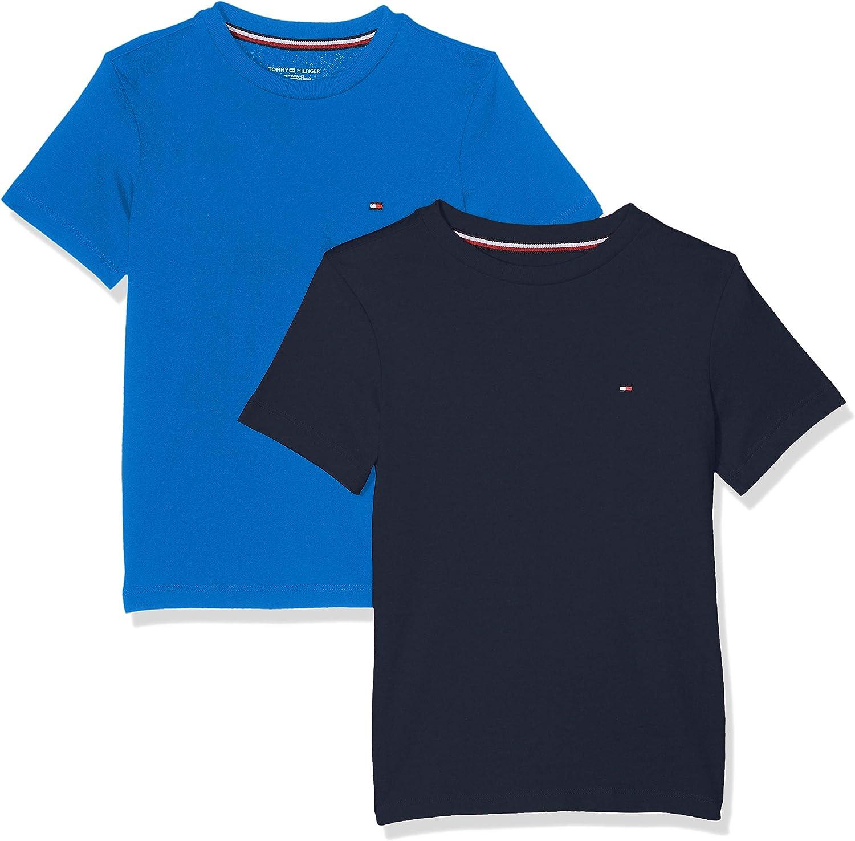 Tommy Hilfiger Boys Pyjama Top Pack of 2