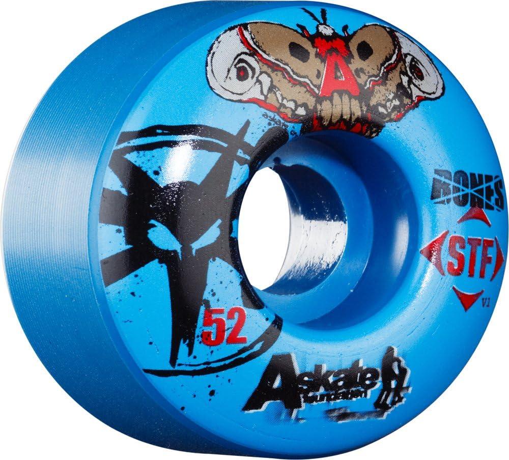 Bones Wheels A-Skate Elegant 4-Pack Benefit Product