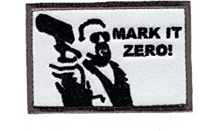 Mark It Zero Big Lebowski Embroidered Morale Hook Patch