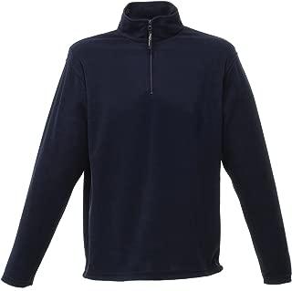 regatta micro zip neck fleece