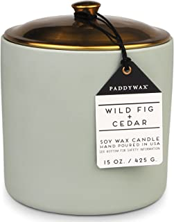 paddywax fig & olive candle