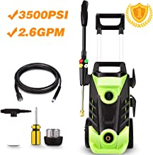 2.5.gpm electric pressure washer