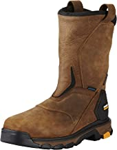 ARIAT Men's Intrepeid Pull-on H2o Composite Toe Work Boot