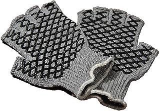 ff6780438542 Melton Tackle Nylon Non-Slip Fingerless Gloves