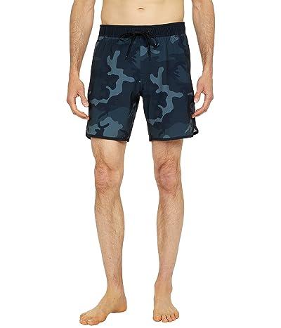 RVCA Eastern Elastic Shorts