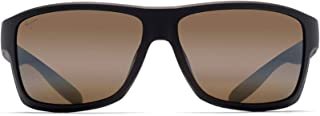 North Star Polarized Matte Silver Classic Frame Sunglasses