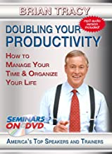 Doubling Your Productivity - How to Manage Your Time and Organize Your Life - Seminars On Demand Organization and Time Management Training Video - Speaker Brian Tracy - Includes Streaming Video Streaming Audio + MP3 Audio - Plays on All Devices
