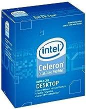 Intel Celeron E3400 Processor 2.60 GHz 1 MB Cache Socket LGA775