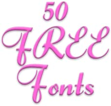 50 Font Message Maker 6