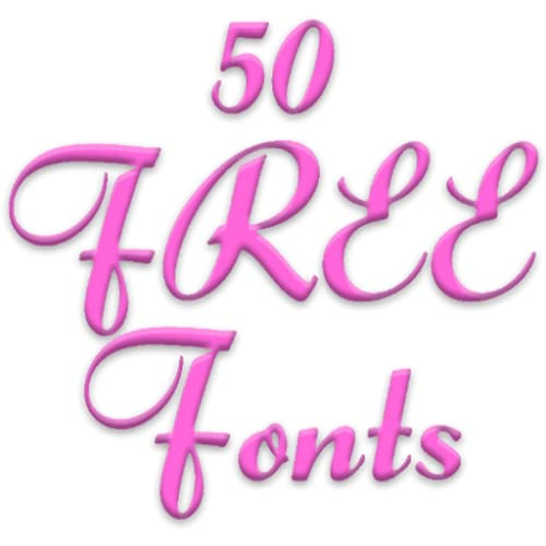 50 Font Message Maker 6