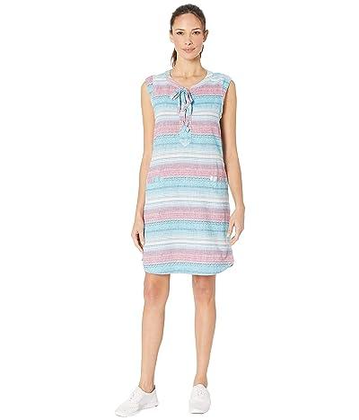 Columbia Summer Timetm Dress (Wine Berry Multi Stripe) Women