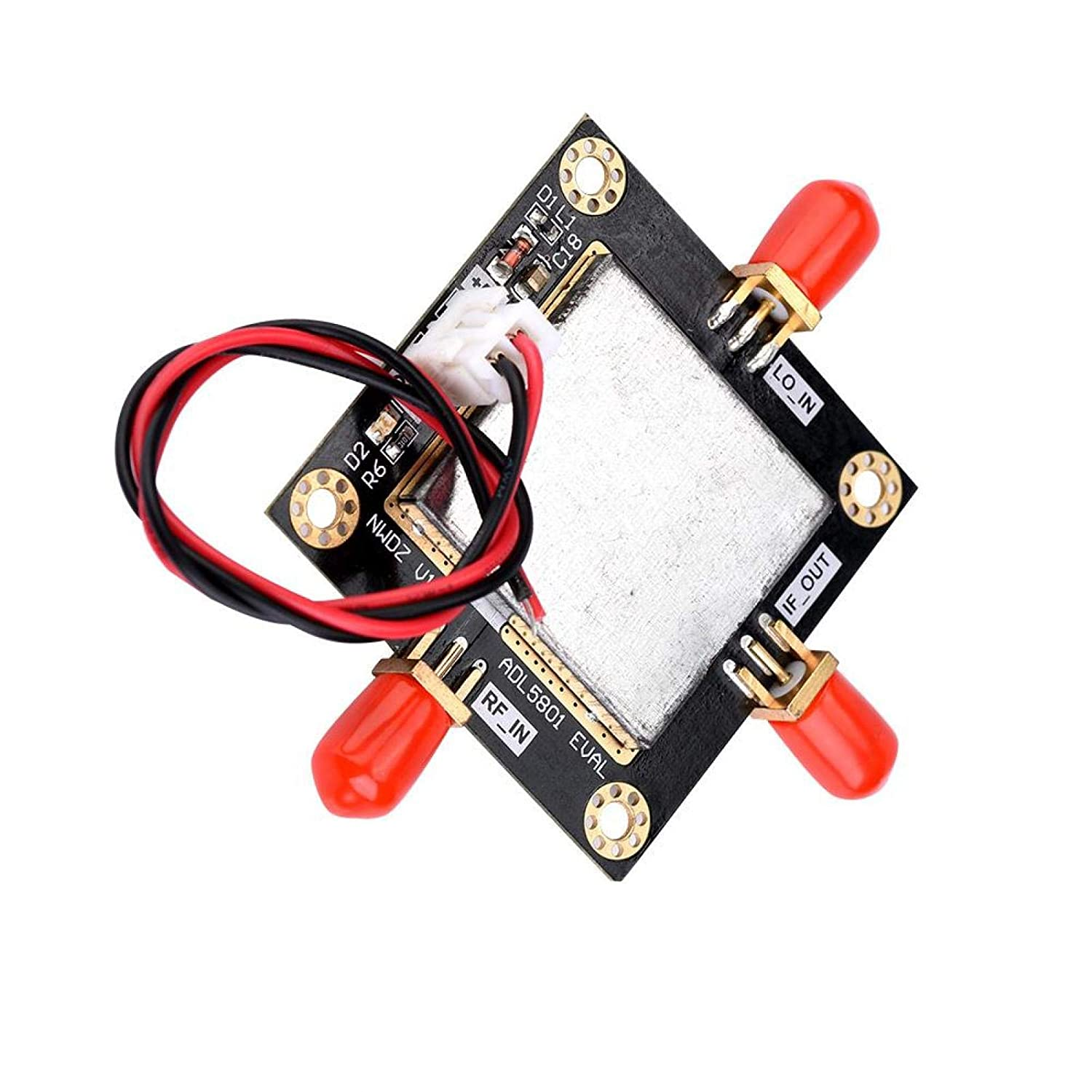 Cheap Indefinitely mail order sales Frequency Conversion Mixer RF Do Balanced Double ADL5801