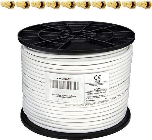 Mejor calificado en Cables coaxiales y reseñas de producto ...