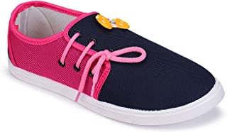 Camfoot Women-11028 Sports Shoes, Running Shoes for Women,Cricket Shoes,Loafers,Sneakers,Casual Shoes,Comfortable for Women's