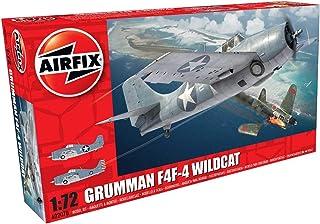 Airfix 1:72 Scale Grumman F4F-4 Wildcat Model Kit