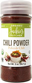 Jackie's Kitchen Chili Powder, 2 Ounce (Pack of 8)