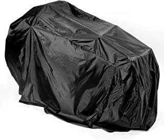 SAVFY 2 Bikes Cover, 180T Heavy Duty Outdoor Waterproof Bicycle Cover - Sutis Mountain Bike, Road Bike