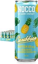NOCCO BCAA No Carbs Company 24 x 330 ml cans Carribean Estimated Price : £ 43,37