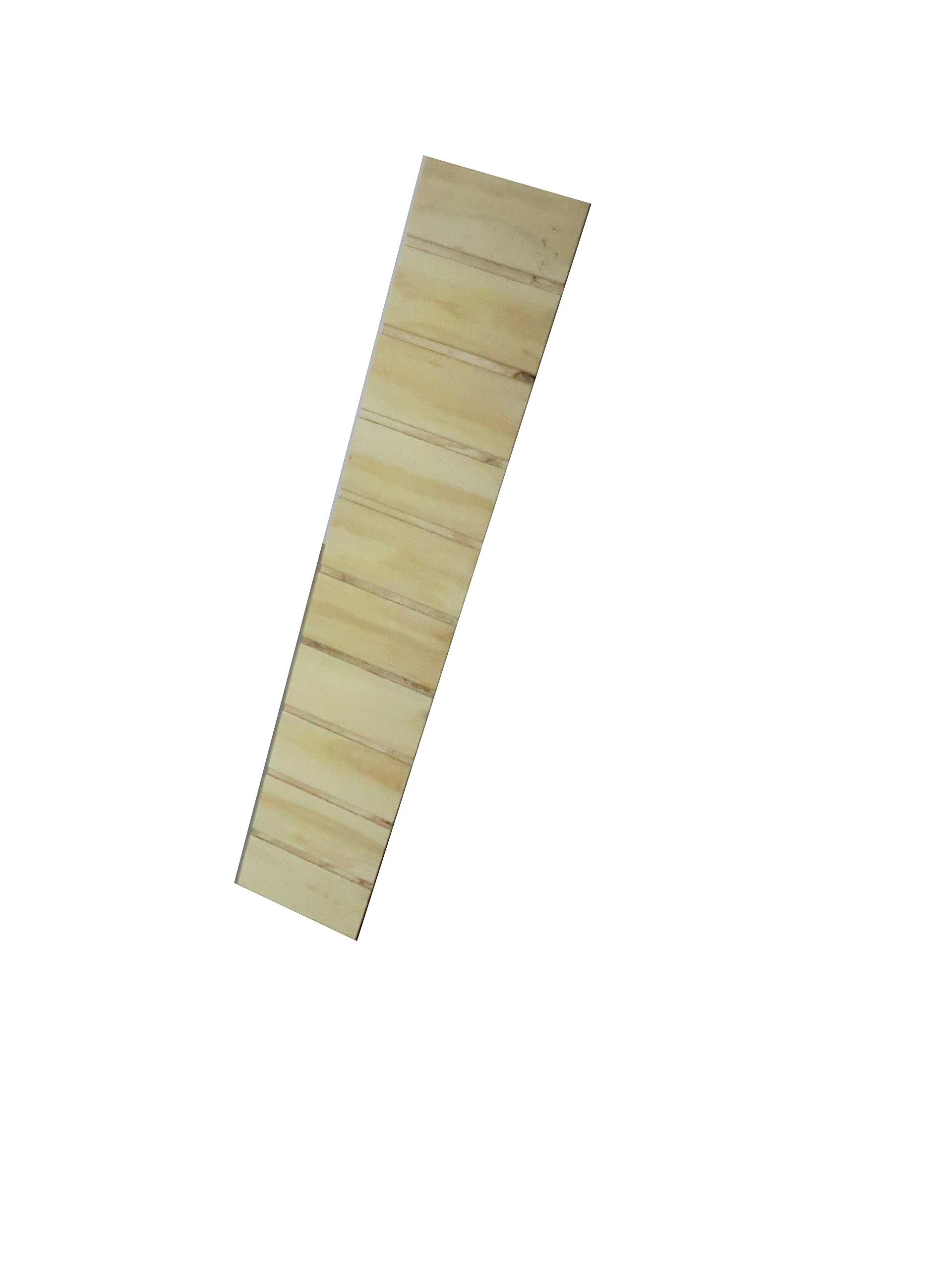 Elmato 24116 – Rampa de madera, escalera para conejo jaula, Free Run: Amazon.es: Productos para mascotas