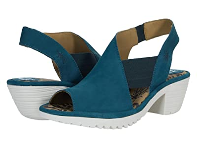 FLY LONDON Wily (Teal) Women