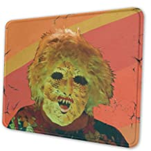 LisaCrocker Ty Segall Melted Mouse Pad Computer Mat Gaming Office Mice Pads 10 X 12 Inch