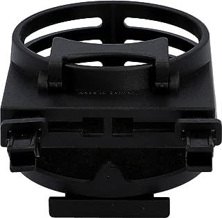 Posavasos para rejilla de ventilador color plateado Unitec 84522