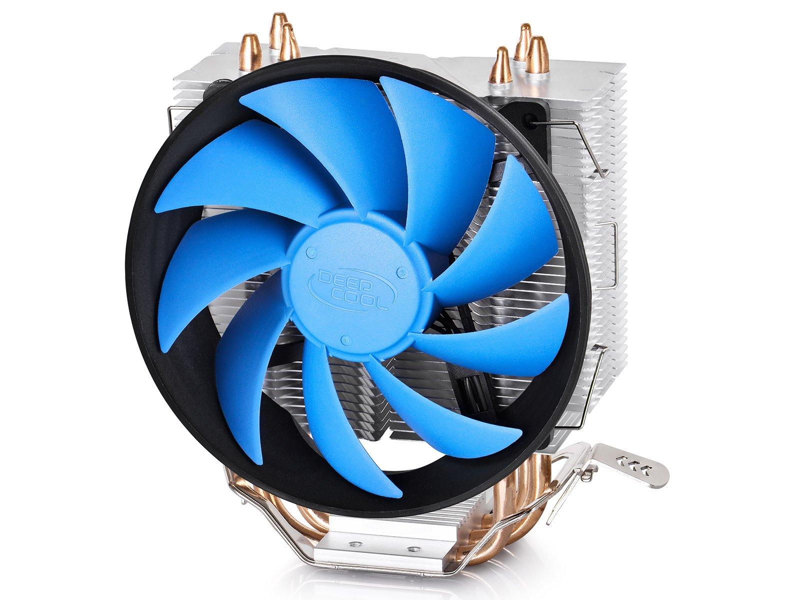 DeepCool GAMMAXX 300 - GAMMAXX300 - Ventilador de CPU, MultiSocket ...