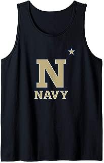 US Naval Academy Midshipmen NCAA PPUSNA01 Tank Top
