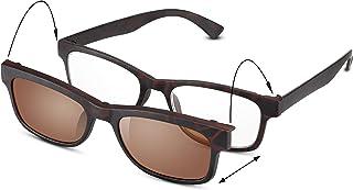 27a9a0f71f Read Optics Hombre/Mujer: Gafas de Lectura Graduadas y de Sol para Leer (