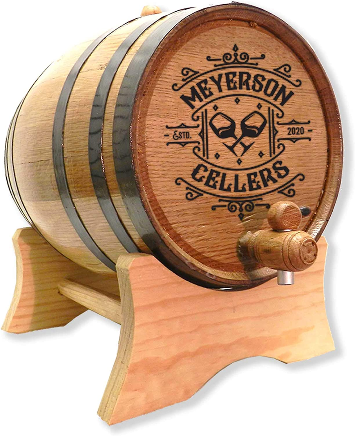 Thousand Oaks Barrel Co Personalized Wine Ow Sales results No. 1 Age Sale your