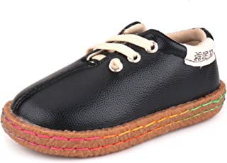 Femizee Casual Toddler/Little Boys Synthetic Leather Loafer Shoes Oxfords