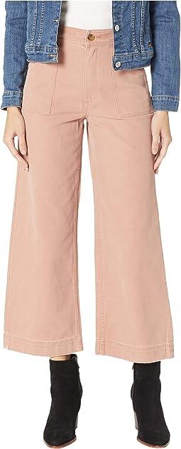 Nadia Canvas Pants