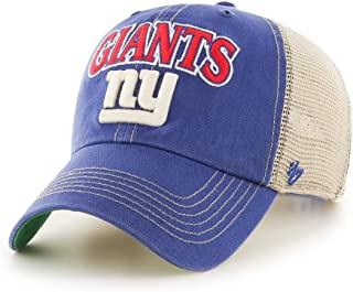 '47 New York Giants Brand Tuscaloosa Clean Up Adjustabe Hat