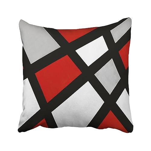 Marvelous Throw Pillows For Couch Black Gray Amazon Com Machost Co Dining Chair Design Ideas Machostcouk
