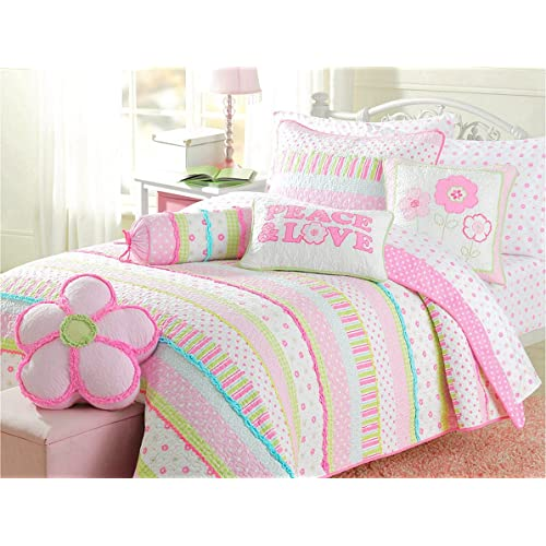 Twin Girls Bedding: Amazon.com