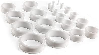 Phimostretch Phimosis Stretcher Rings Kit - Has 20 Rings from 3mm to 38 mm Included in Phimosis Stretching kit