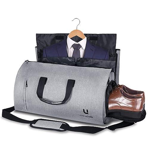 Carry-on Garment Bag Large Duffel Bag Suit Travel Bag Weekend Bag Flight Bag with