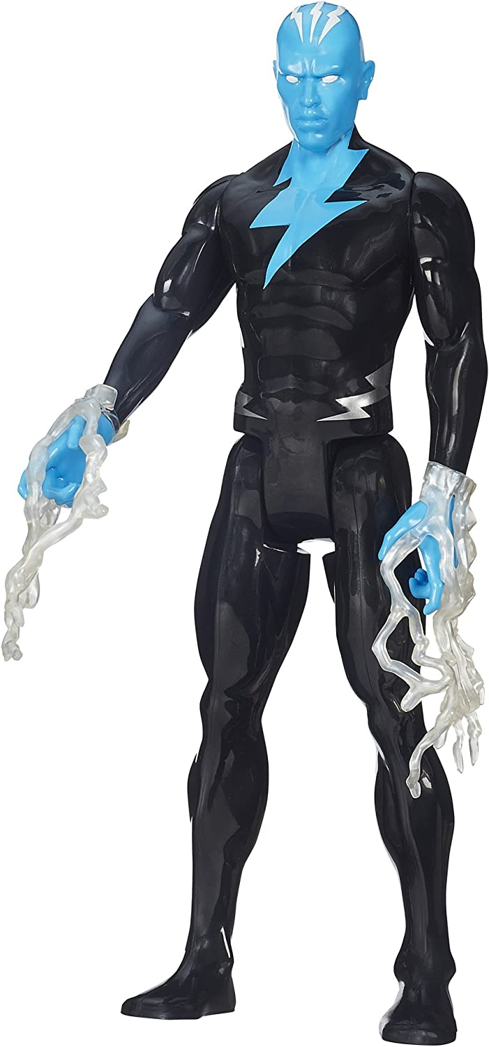 Spider-Man Marvel Ultimate Titan Hero Series Elektro-Figur, 30,5 cm