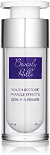 Beverly Hills Youth Restore Miracle Effects Serum and Primer | 30ml | Packed with Powerful Anti-Aging Ingredients | Visibly Reduces Fine Lines and Wrinkles | Tackles All the Signs of Aging