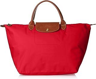 Longchamps Women's Medium Le Pliage Handbag Nylon Top-Handle Bag Tote