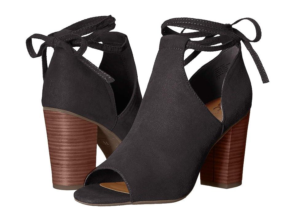 Seychelles BC Footwear By Seychelles Set Me Free (Black V Suede) High Heels