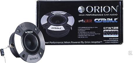 """Orion CTW125 1.25"""" 200W Cobalt Bullet Car Audio Tweeter"""