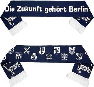 "HERTHA BSC Berlin Schal Fanschal /""Berlin in blau-Weiss/"""