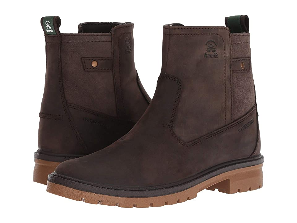 Kamik Rogue Zip (Dark Brown) Women