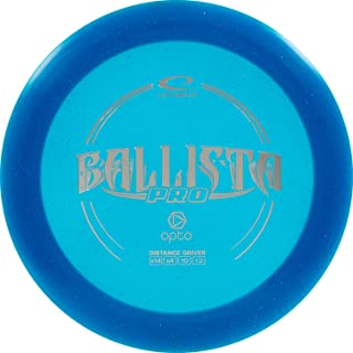 D·D DYNAMIC DISCS Latitude 64 Opto Ballista Pro Disc Golf Driver | Maximum Distance Frisbee Golf Driver | 170g Plus | Stamp Color Will Vary