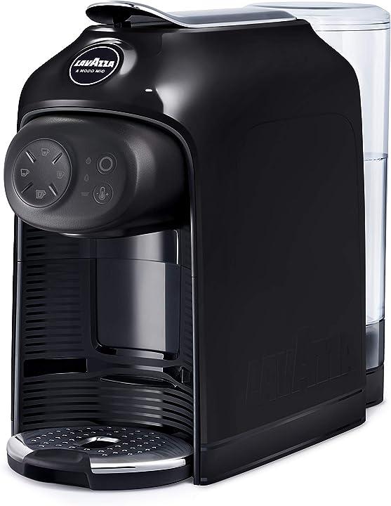 Lavazza a modo mio idola macchina caffè, touch, 1500 watt, black ink 18000276