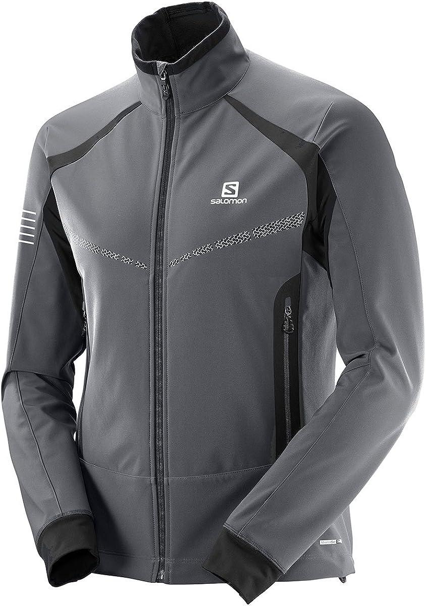 Salomon Mens Men's Rs Warm Softshell Jacket